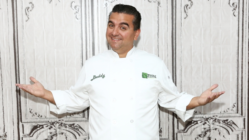 "In this Oct. 24, 2016, file photo, chef and TV personality Buddy Valastro attends The Build Series Presents Buddy Valastro Discussing His New ""Rethink Sweet"" Project at AOL HQ in New York City."