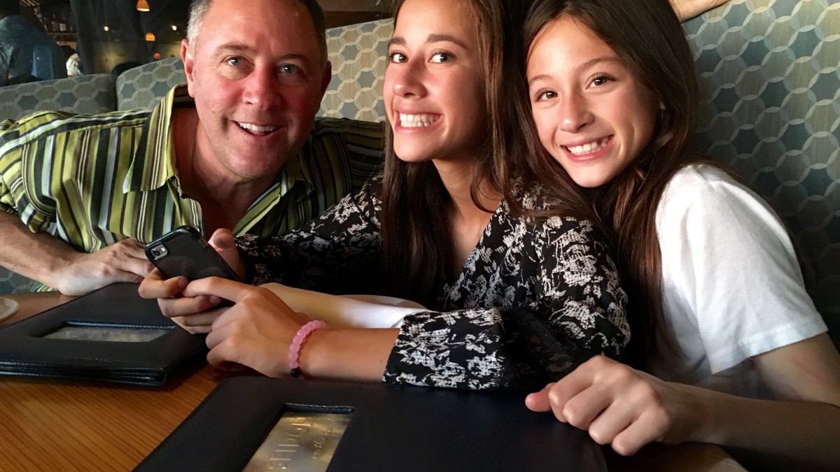 Carmel Valley Father Dies After Battling COVID-19