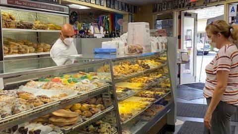 a customer at DZ Akins