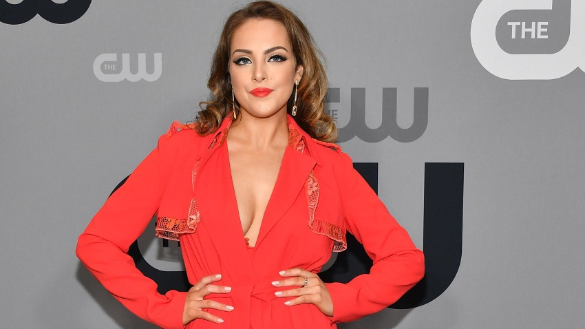 In this May 17, 2018, file photo, Elizabeth Gillies attends the 2018 CW Network Upfront at The London Hotel in New York City.