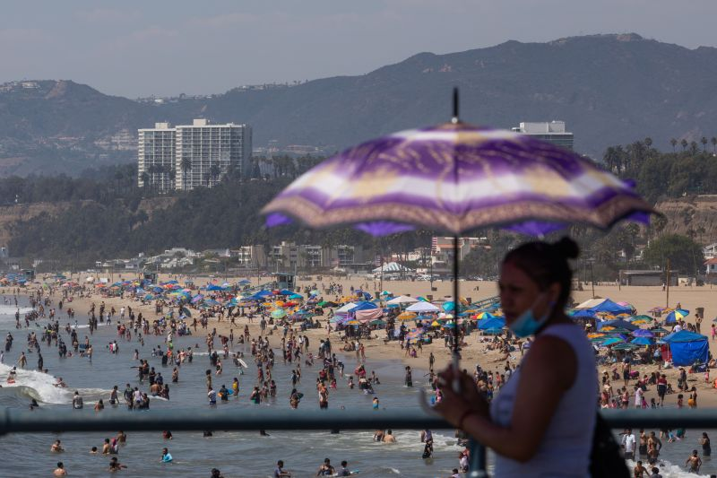 Photos: Scenes From SoCal's September Heat Wave