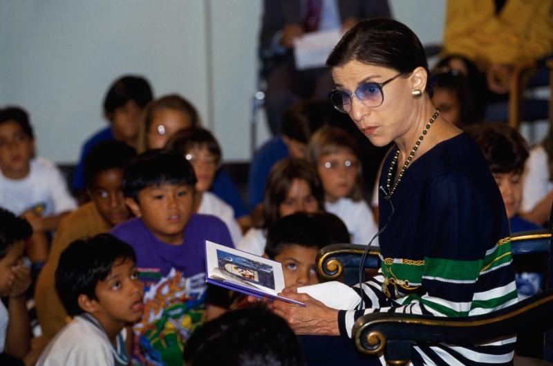 Photos: Remembering Supreme Court Justice Ruth Bader Ginsburg