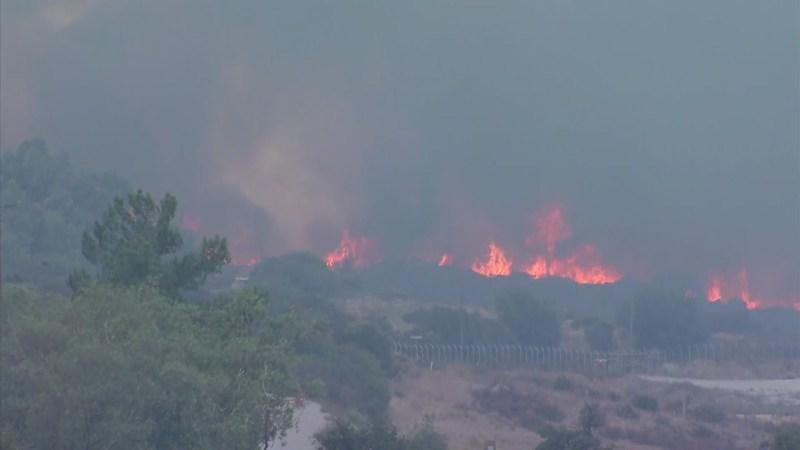 Photos: Valley Fire Scorches 17,345 Acres Near Alpine