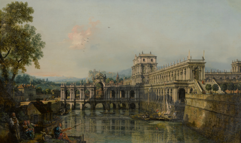 "On Wednesday, some pieces from its collection went up for auction at Sotheby's, including the sale's featured highlight, Bernardo Bellotto""s 18th-century ""Architectural Capriccio."" Auction estimates put the value of the painting between $700,000 and $900,000, but the reserve price was not met at the auction, and, as a result, the piece was unsold, a Sotheby's employee told NBC 7 on Thursday."