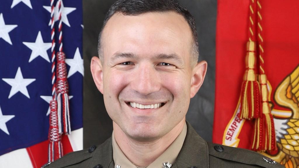 Lt. Col. Michael J. Regner