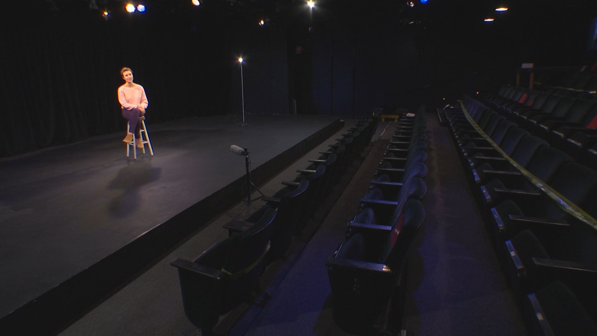 The Show Still Can't Go on for Theaters