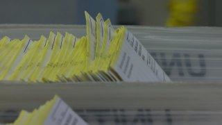 San Diego County ballot registrar of voters