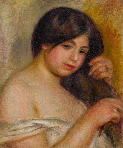 "Museum-goers will certainly recognize the name of at least one artist whose work the SDMart has parted with: In June, the museum auctioned off ""a remarkable portrait by Pierre Auguste Renoir,"" according to the Sotheby's.com. The 1907 Renoir fetched $524,000."