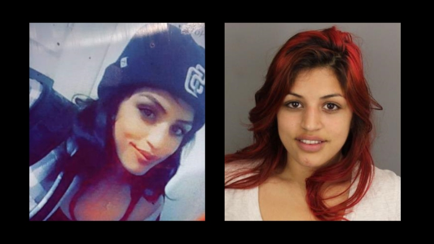 Sheila Camarena, a person of interest in a fatal shooting in September in Talmadge