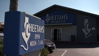 Cheetahs Gentlemen's Club in Kearny Mesa.