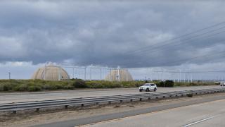 Interstate 5 near San Onofre via Google Maps.