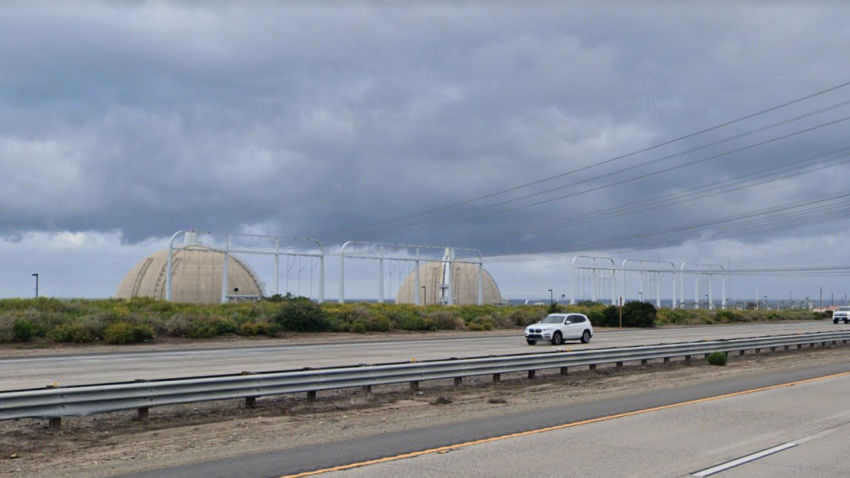 Interstate 5 near San Onofre via Google Maps.