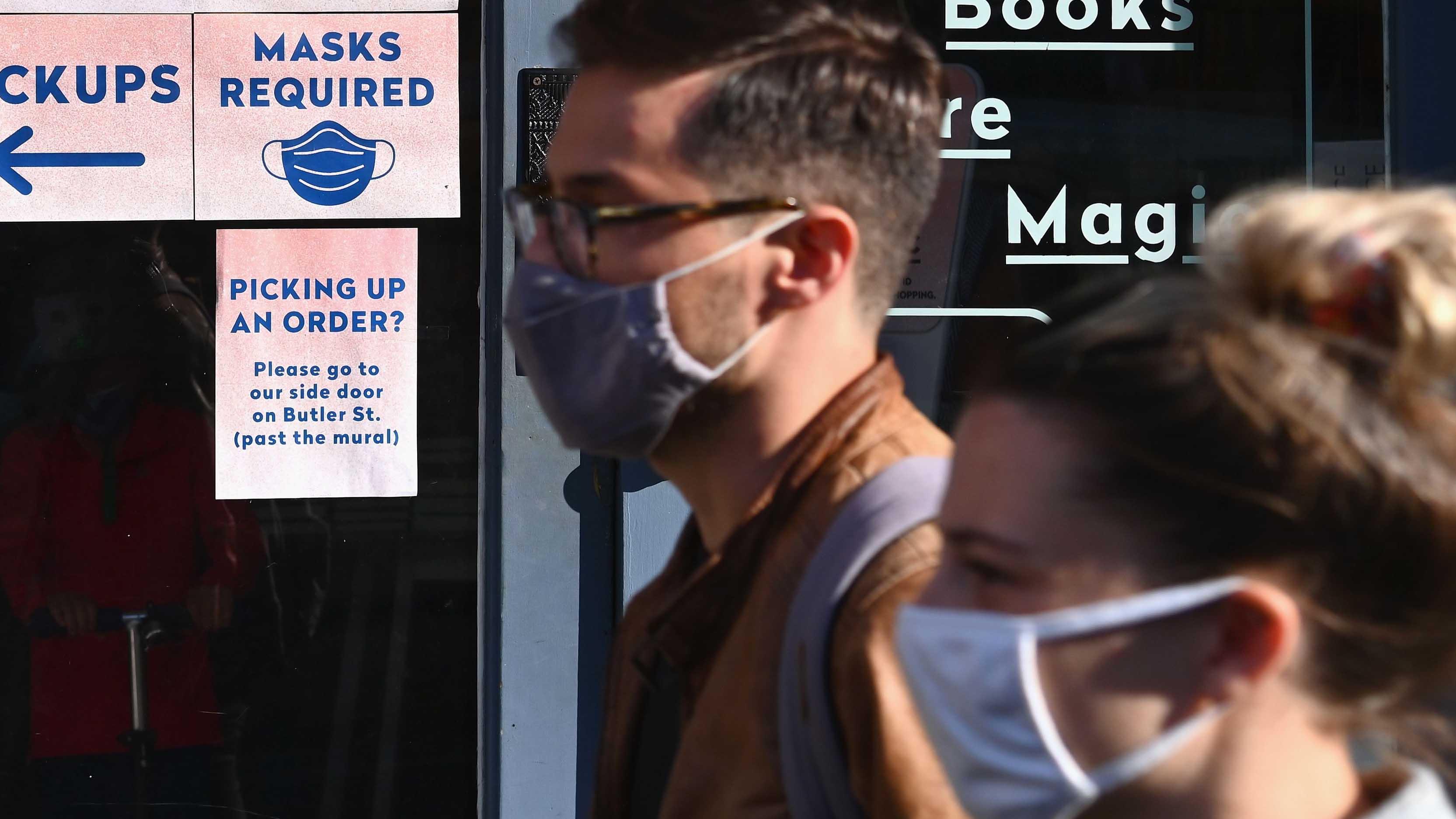 Health Experts Warn Against COVID-19 Fatigue