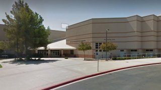 West Hills High School