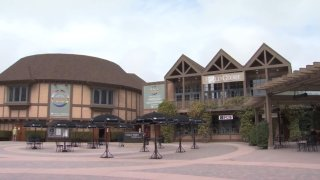 The Old Globe theatre at Balboa Park