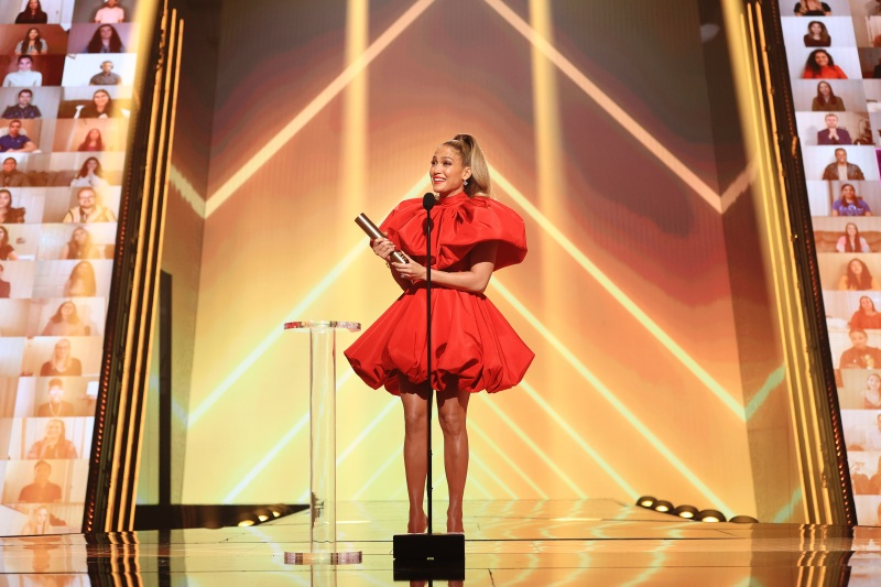 2020 People's Choice Awards: Top Moments From the Show