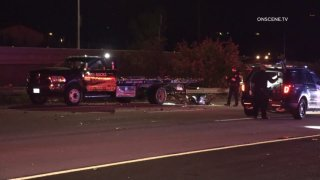 A fatal crash with a suspected DUI driver on state Route 125 in La Mesa last month