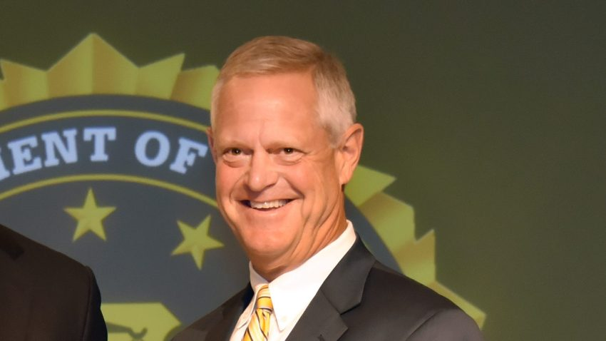 Kelby Krabbenhoft, president and CEO of Sanford Health.