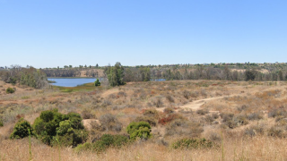 Part of the land proposed for the Otay Ranch Resort Village Development.