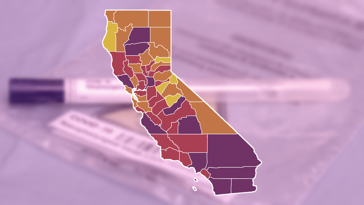 San Diego County Shifts To Restrictive Purple Tier Nbc 7 San Diego