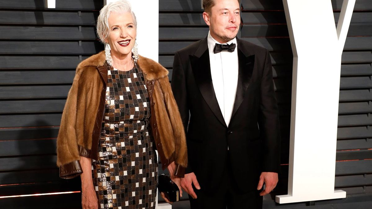 How Elon Musk's Mother Maye Raised a Family of Successful Entrepreneurs