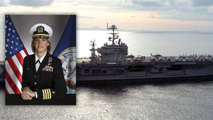 Capt. Amy Bauernschmidt will assume command of USS Abraham Lincoln (CVN 72)