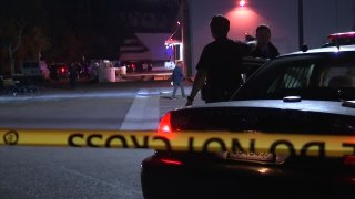 Police investigating homicide in point loma
