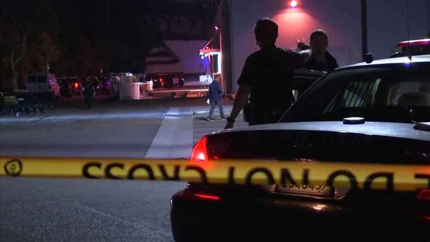 Police investigating homicide in point loma