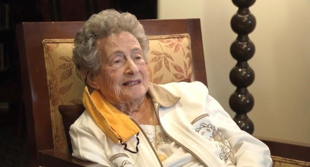 'It Was Easy:' 101-Year-Old Carlsbad Woman Among Oldest in County to Receive Vaccine