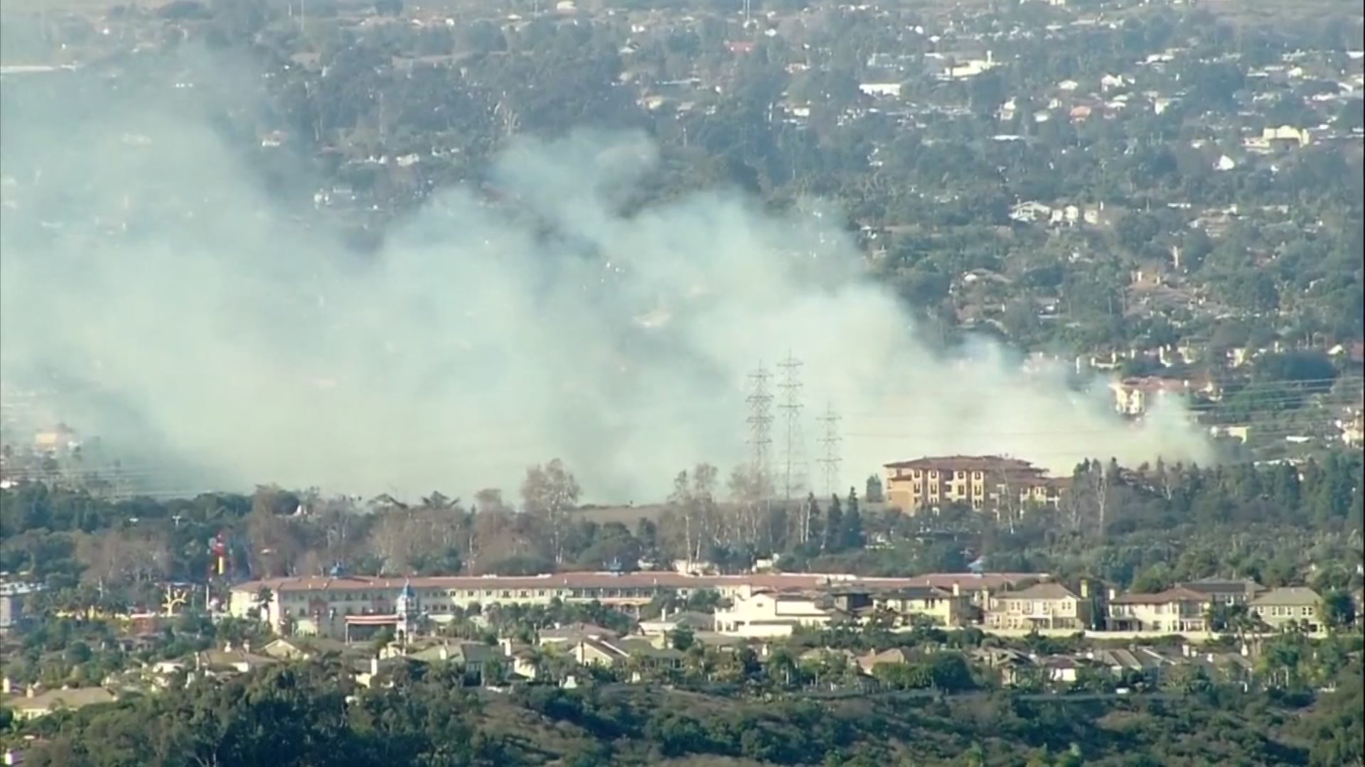 Arson Suspect Arrested in Connection with Park Fire in Carlsbad