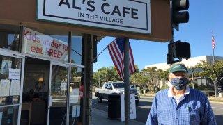 Al's Cafe in Carlsbad