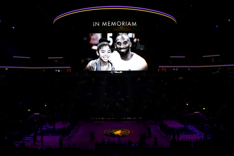 One Year Later: How the World Paid Tribute to Kobe Bryant