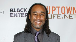 Author Eric Jerome Dickey attends the 5th Anniversary of the African American Literary Award Show at the Harlem Gatehouse on September 24, 2009 in New York City.