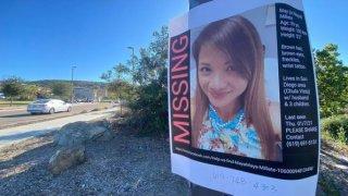 Maya Millete missing poster