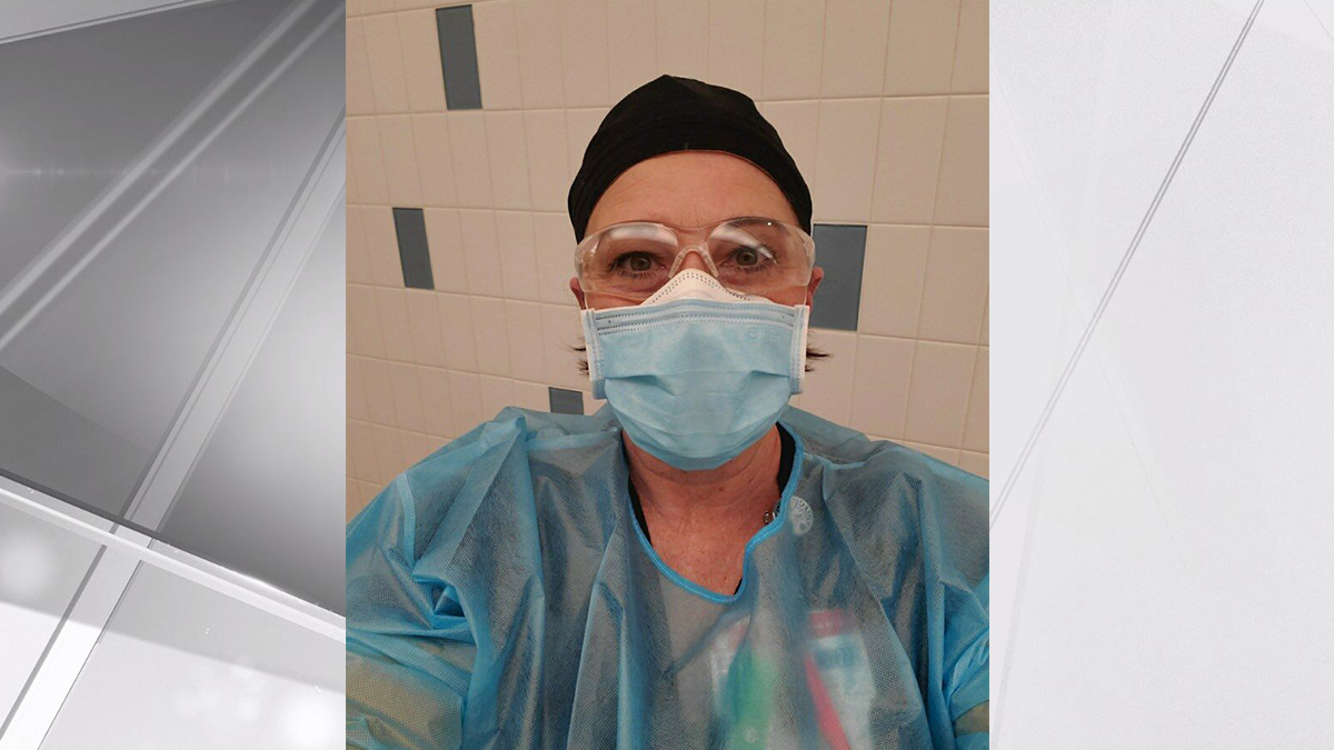 Healthcare Worker Tests Positive for COVID-19, Shares How Hospitals Are Impacted