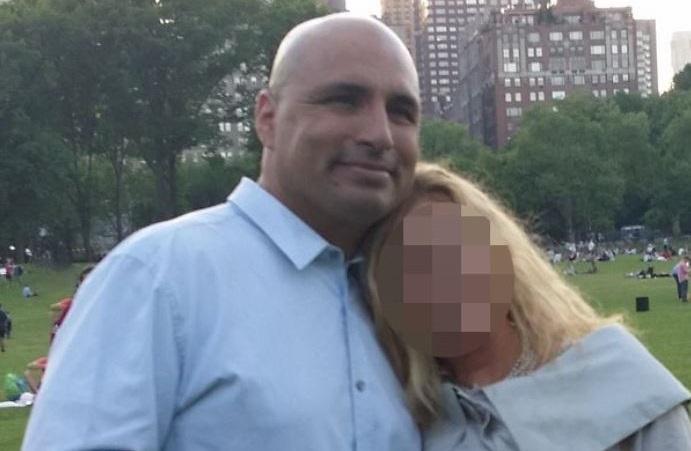 An undated image of missing man Steve Mesa Turrey.