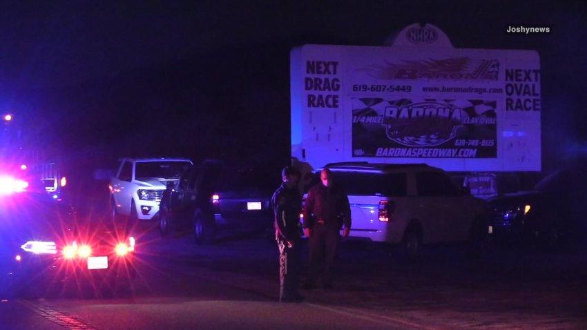 Investigation of shooting involving deputies on Barona Indian Reservation