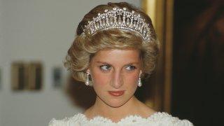 Princess Diana In Washington