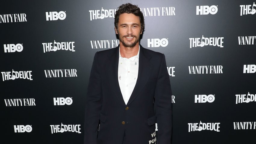 """James Franco attends a special screening of the final season of """"The Deuce"""" at Metrograph on September 05, 2019 in New York City."""