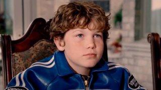 "Houston Tumlin as Walker Bobby in ""Talladega Nights: The Ballad of Ricky Bobby"" in 2006."