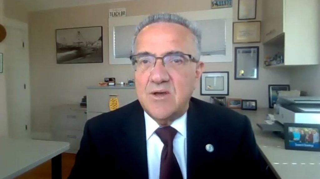 San Diego City Councilman Joe LaCava