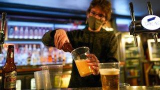 Bartender Service Drink