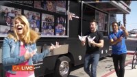 Food Truck or Comedy Show? Meet the Lobster Cousins