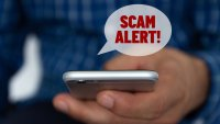 Suspicious Texts May Be Trying to Steal Your Personal Data