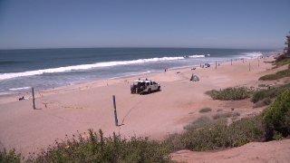 Body found at Carlsbad beach