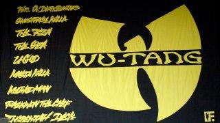 Wu-Tang Clan back drop