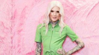 Make up Artist Jeffree Star