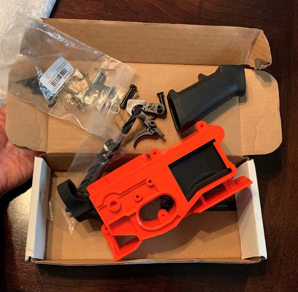 Ghost Gun kit