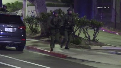 Pursuit Suspects Who Fired at Officers Hiding Out on San Diego HS Campus: SDPD