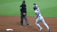 Dodgers Down Padres in Pitcher's Duel
